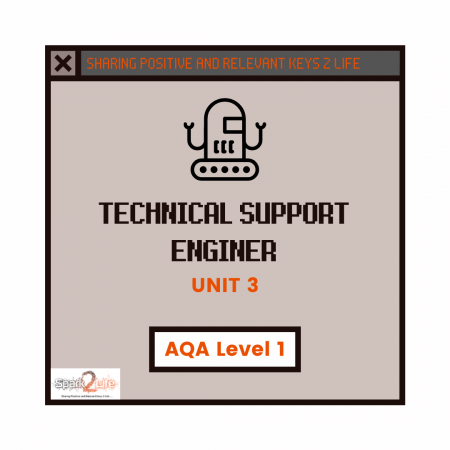 Technical Support Engineer Unit 3
