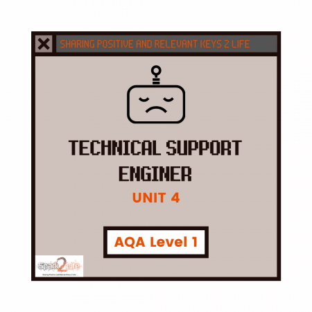 Technical Support Engineer Unit 4