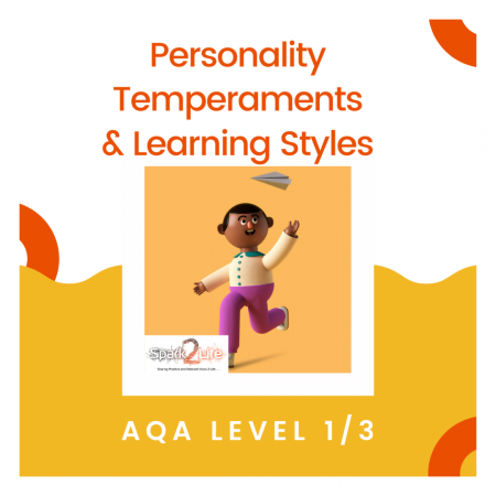 Personality Temperaments and Learning Styles
