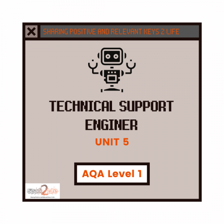 Technical Support Engineer Unit 5