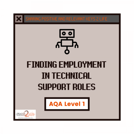 Finding Employment in Technical Support Roles