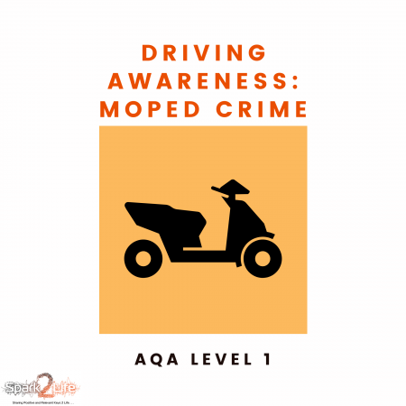 Driving Awareness- Moped Crime